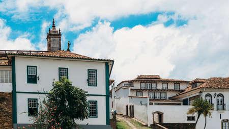 Photo pour Ouro Preto, Minas Gerais, Brazil - image libre de droit