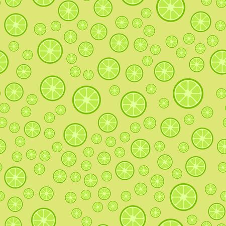 Ilustración de Lemon fruits realistic juicy seamless pattern. - Imagen libre de derechos