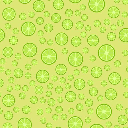 Ilustración de Lemon fruits realistic juicy pattern. - Imagen libre de derechos
