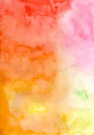 Ilustración de Colourful template. There is blank place for your text. - Imagen libre de derechos