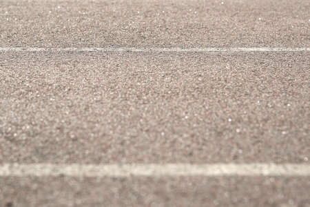 Photo for Texture of road asphalt. The foreground in the blur. - Royalty Free Image