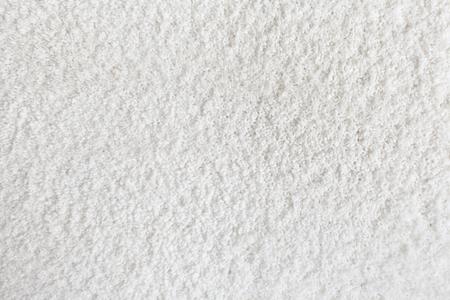 Photo pour Carpet texture. White carpet background close up - image libre de droit