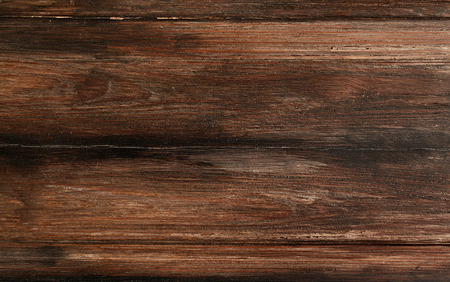 Photo for Rustic wooden background top view,design of dark wood texture - Royalty Free Image