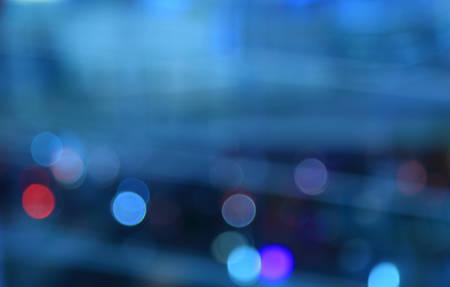 Foto de Blurred background.Abstract background with bokeh defocused lights. - Imagen libre de derechos