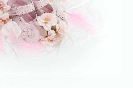 Photo for baby shower decoration - Royalty Free Image