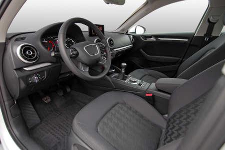 Foto de car interior - Imagen libre de derechos