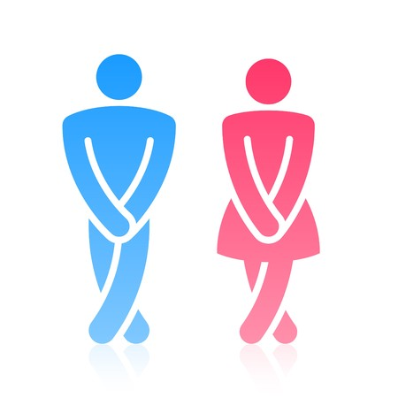 Oops!.. Male and female symbols.