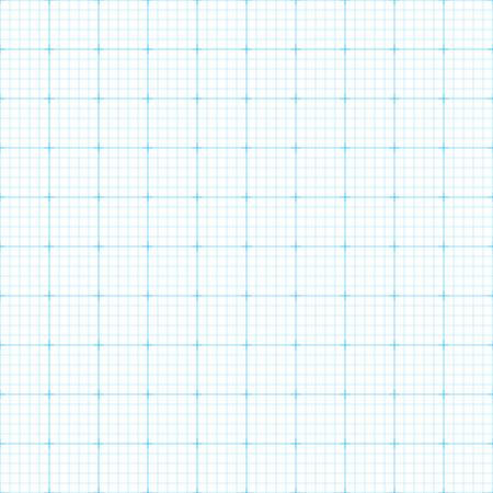 Illustration pour Graph paper - image libre de droit