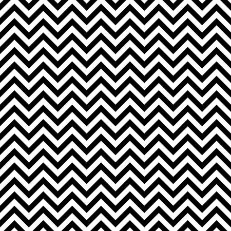 Illustration for Zigzag pattern, seamless illustration - Royalty Free Image