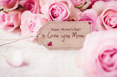 Photo for Happy Mother\'s Day - Royalty Free Image