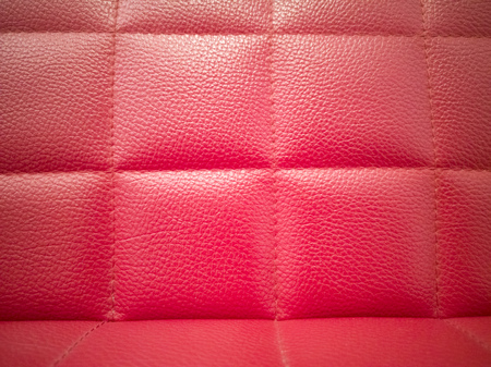 Photo pour red skin of leather for background - image libre de droit