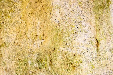 Foto de Wall texture, retro background with old scraped paint - Imagen libre de derechos