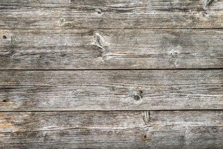 Photo for Old wooden background, grunge surface of gray boards - Royalty Free Image