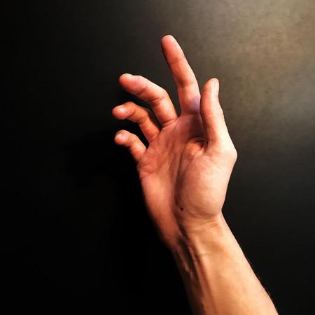 Foto de Hand pose - Imagen libre de derechos