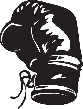 Boxing Glove Vinyl Ready
