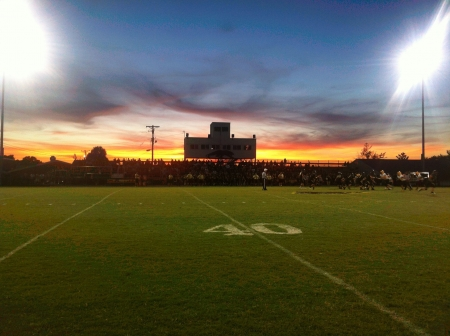 Foto de Friday night lights in Kentucky.  - Imagen libre de derechos