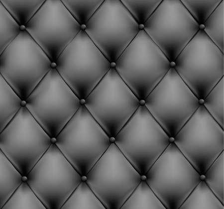 Grey leather background. illustration.