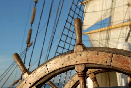Photo pour Steering wheel  - image libre de droit