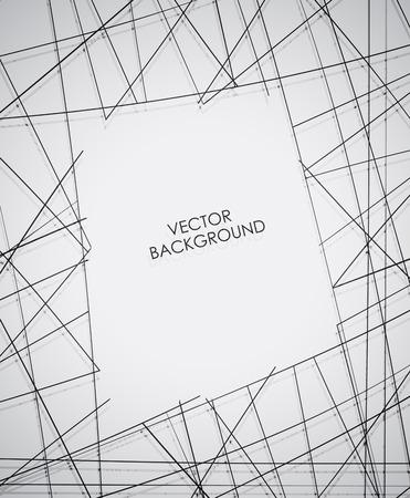 Foto für Abstract Line Background Vector. - Lizenzfreies Bild