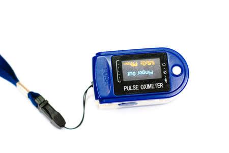 Foto de pulse oximeter - Imagen libre de derechos