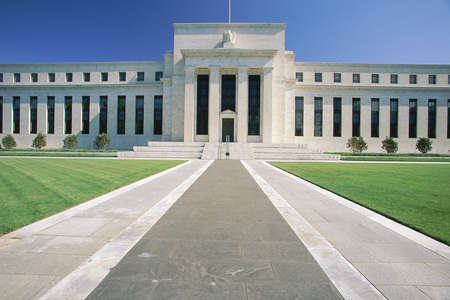 Photo for Federal Reserve Building - Royalty Free Image