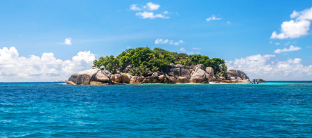 Photo for Cocos Island, La Digue, Seychelles - Royalty Free Image