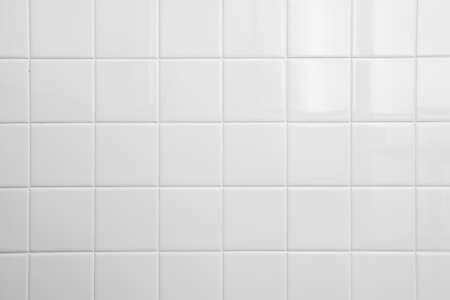 Photo pour white tile background - image libre de droit