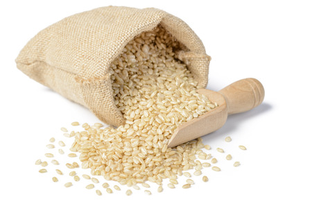 Photo for brown rice  - Royalty Free Image