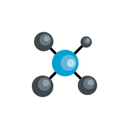 Illustration pour Unique lattice icon. Flat illustration of unique lattice vector icon for web - image libre de droit