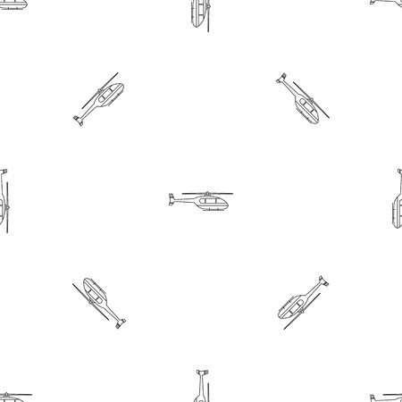 Foto de Utility helicopter pattern seamless - Imagen libre de derechos