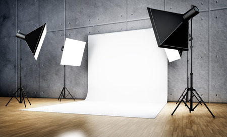 Photo for studio background - Royalty Free Image