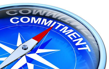 Foto de Commitment - Imagen libre de derechos