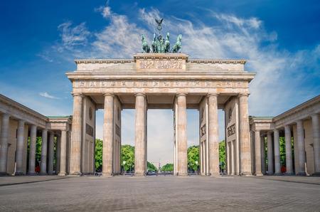 Photo for brandenburg gate in berlin, germany - Royalty Free Image