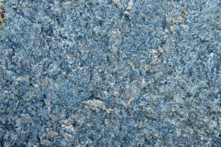 Photo for Blue stone texture with marble surface, dark gray background. - Royalty Free Image