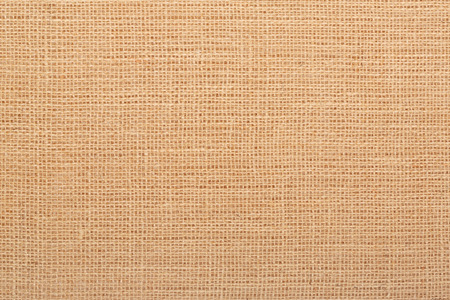 Photo for Canvas natural color burlap texture background - Royalty Free Image