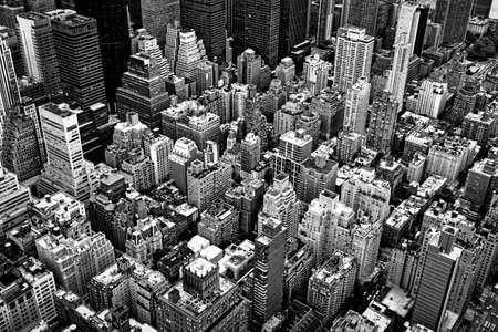 Photo pour New York City skyline and street views. - image libre de droit