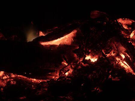 Foto de bonfire - Imagen libre de derechos