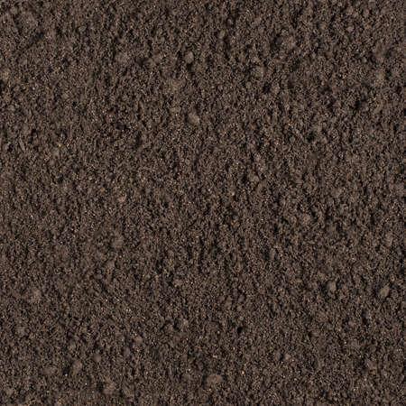 Foto de Wet soil seamless square texture - Imagen libre de derechos