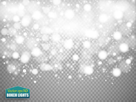 Illustration pour Glow light effect template pattern design. - image libre de droit