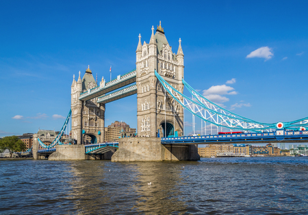 Photo pour London Tower Bridge - image libre de droit