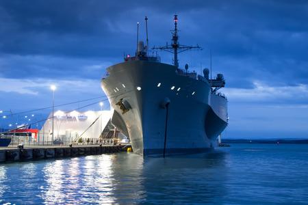 Foto de US Navy Vessel - Imagen libre de derechos
