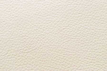 White leather texture.
