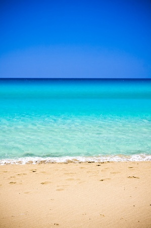 Photo for Falsarna beach in Crete, Greece - Royalty Free Image