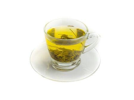 Photo pour fresh Green Tea - image libre de droit