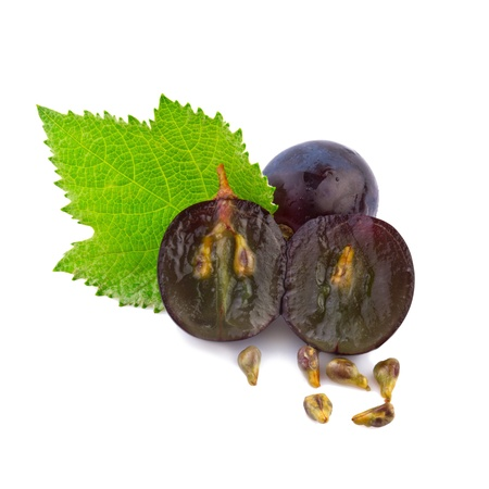 Photo for grape in close up - Royalty Free Image