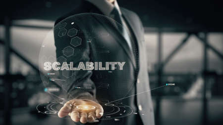 Foto de Business, Technology Internet and network conceptBusiness, Technology Internet and network concept - Imagen libre de derechos