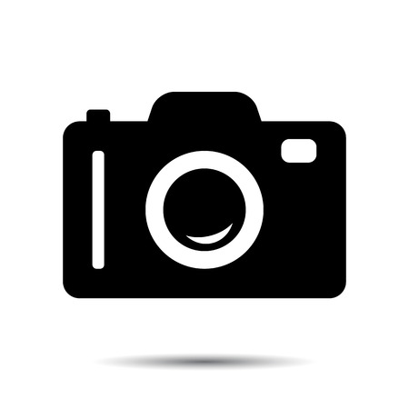 Illustration pour Photo or Camera Icon. - image libre de droit