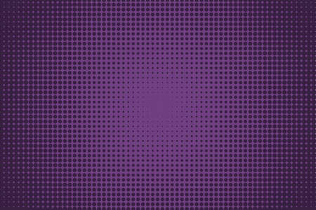 Illustration pour Halftone background. Digital gradient. Abstract Dotted pattern with circles, dots, point small scale. Design element for web banners, posters, cards, wallpapers, sites, panels. - image libre de droit