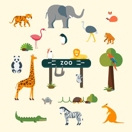 Illustration pour vector graphics, modern flat illustration, eps 10 - image libre de droit