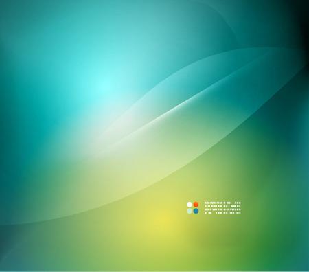 Foto de Hi-tech or business futuristic background - Imagen libre de derechos